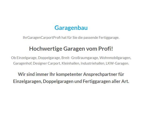 Garagen für 73728 Esslingen (Neckar)